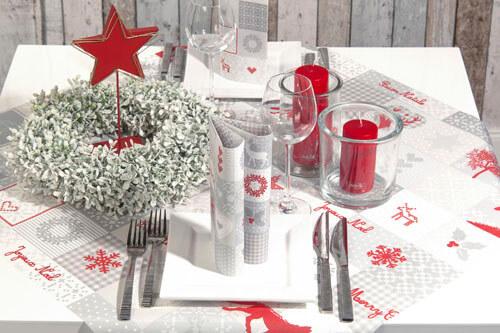 Servietten Bildergalerie Tischdekoration Weihnachten 2017 Mit